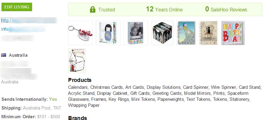 Wholesale 2014 Wall Calendar supplier #3 - SaleHoo