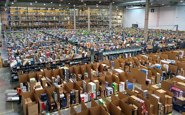 Amazon Warehouse