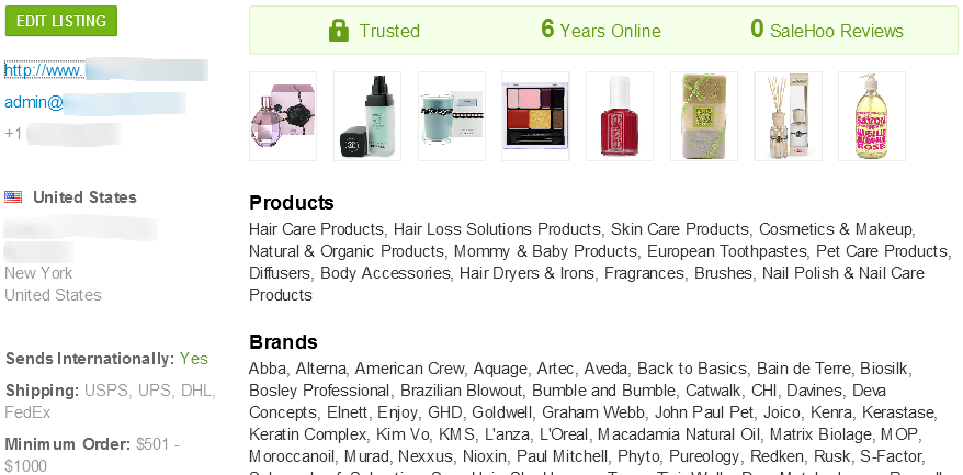 SaleHoo anti-hair loss supplier #2