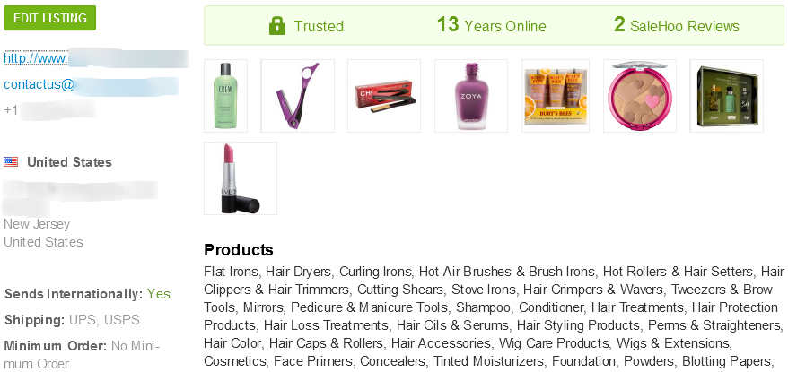 SaleHoo anti-hair loss supplier #3