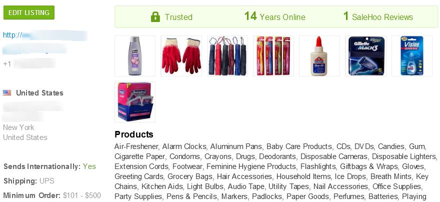 SaleHoo breath spray supplier #1