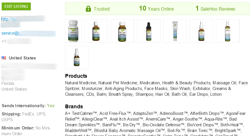 SaleHoo breath spray supplier #2