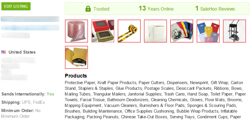 Bubble Wrap - SaleHoo Wholesale Supplier 1