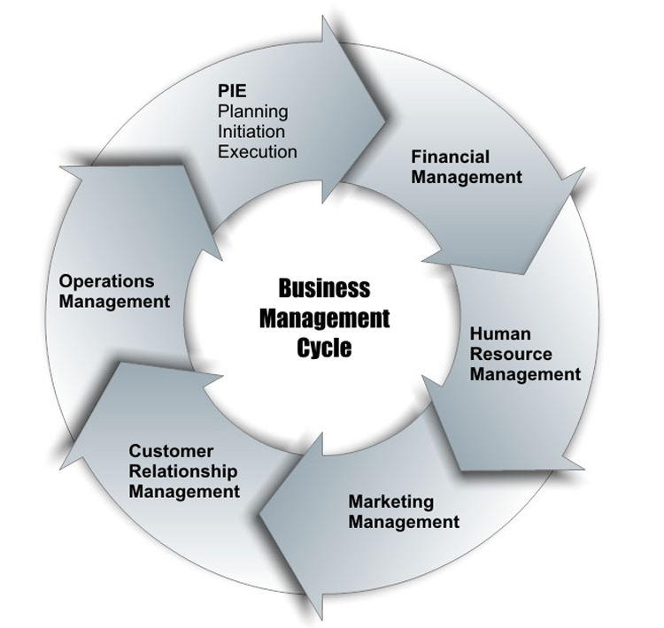 Business Management Cycle