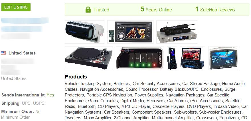 Car Alarms  - SaleHoo Wholesale Supplier 3