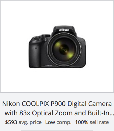 Digital Camera Success Rate: Nikon COOLPIX