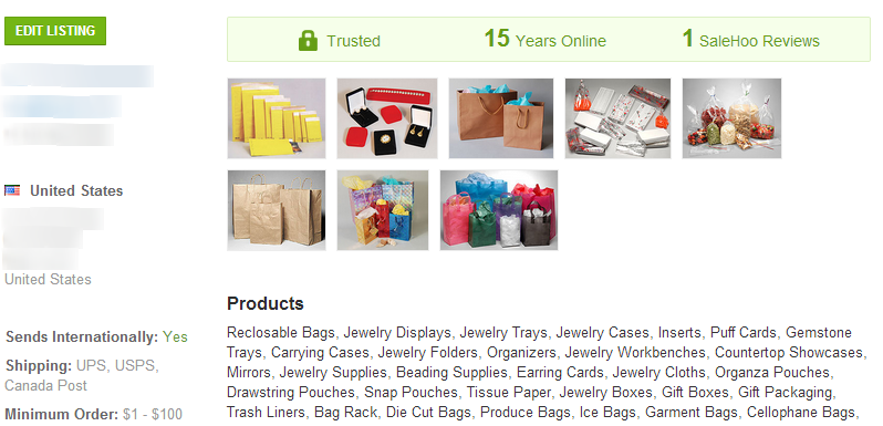 Reclosable Bags - SaleHoo Wholesale Supplier 1