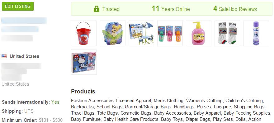 Disney's Frozen - SaleHoo Wholesale Supplier 1