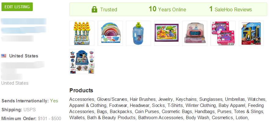 Disney's Frozen - SaleHoo Wholesale Supplier 2