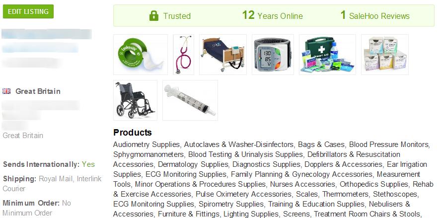 Disposable Latex Gloves - SaleHoo Wholesale Supplier 2