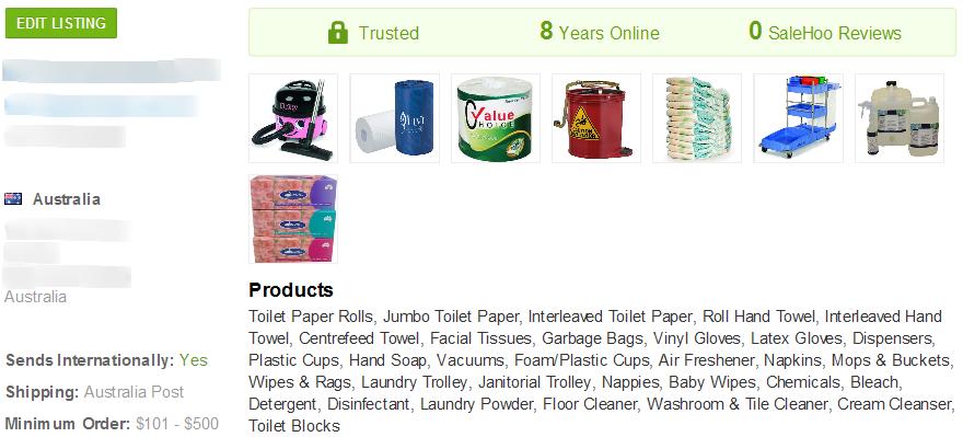 Disposable Latex Gloves - SaleHoo Wholesale Supplier 3