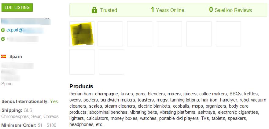 Electric Blanket wholesale supplier #1 - SaleHoo