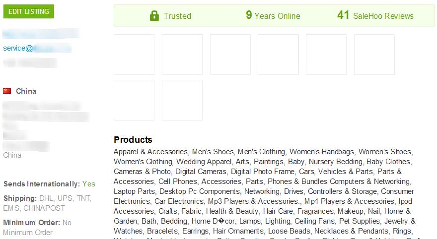 Electric Blanket wholesale supplier #2 - SaleHoo
