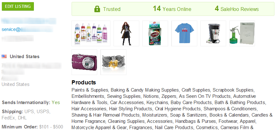 Electric Blanket wholesale supplier #4 - SaleHoo