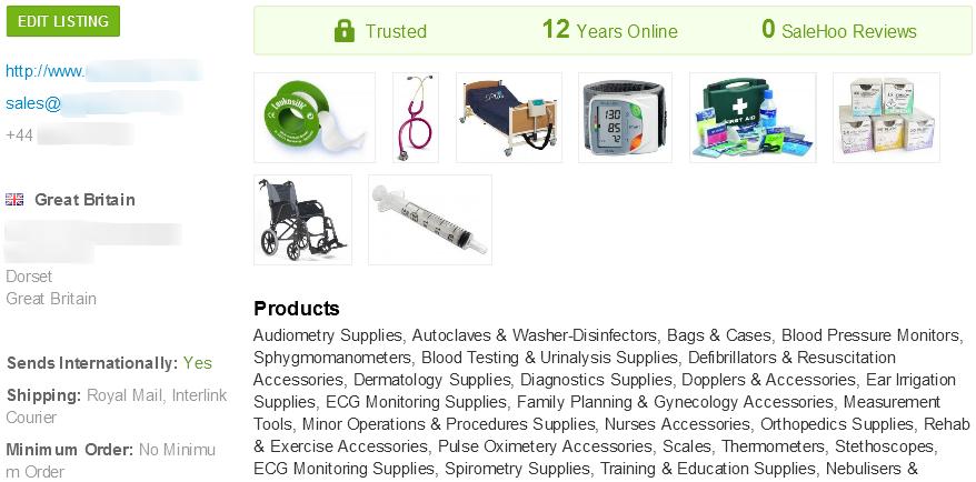 Fetal Doppler Supplier #1