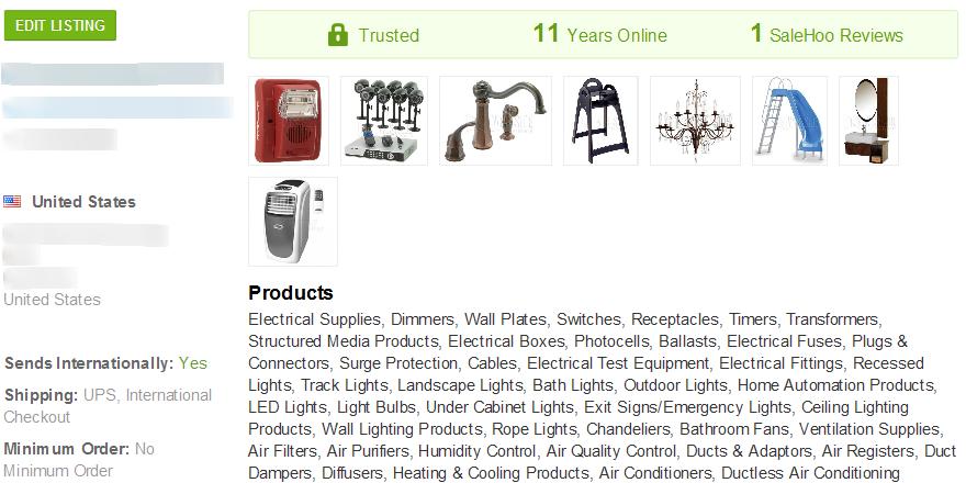 Garage Door Opener - SaleHoo Wholesale Supplier 1