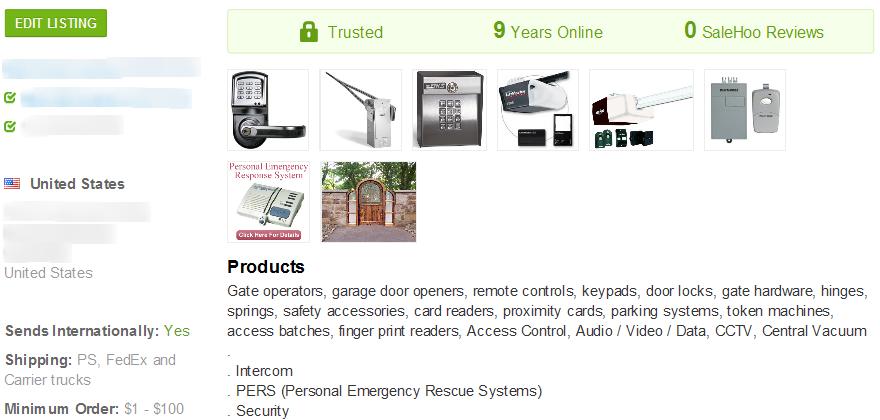 Garage Door Opener - SaleHoo Wholesale Supplier 2