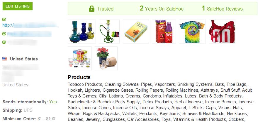 Wholesale hookah supplier #1 - SaleHoo