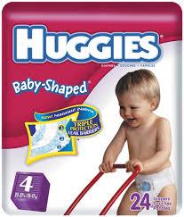 Disposable Diapers - Huggies