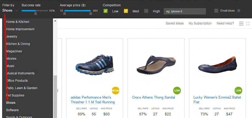 86567d1163b How to Buy Cheap Shoes in Bulk from Wholesale Shoes Suppliers