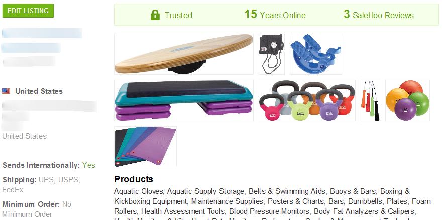 Resistance Bands - SaleHoo Wholesale Supplier 1