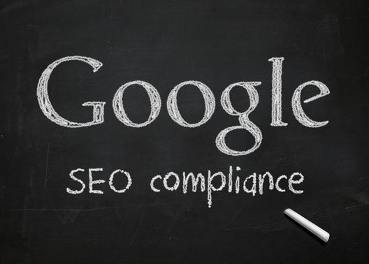 Google SEO compliance