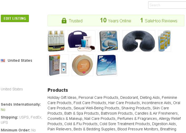 muscle relaxant SaleHoo Wholesale Supplier 2