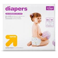 Disposable Diaper - Up & Up