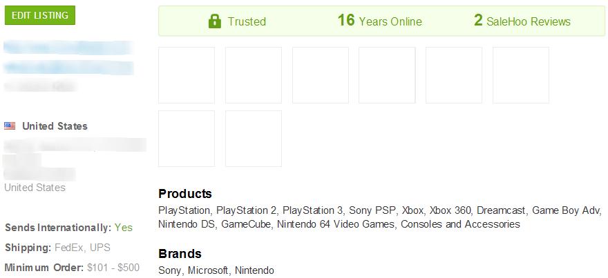 Xbox 360 SaleHoo Wholesale Supplier 1