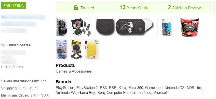 Xbox 360 SaleHoo Wholesale Supplier 2