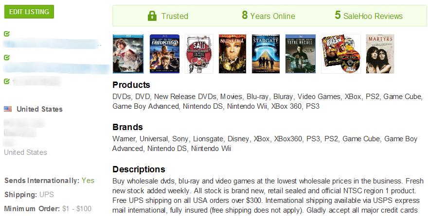 Xbox 360 SaleHoo Wholesale Supplier 3