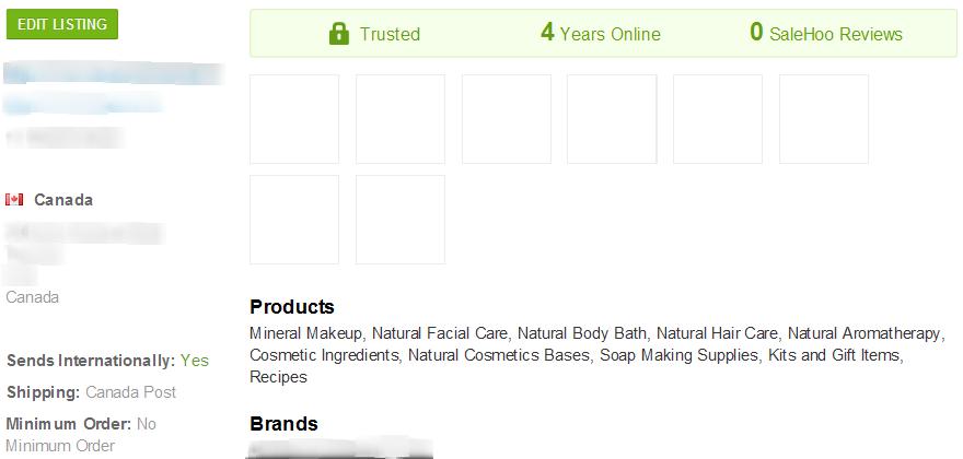 Acne Cream wholesale supplier #3 - SaleHoo