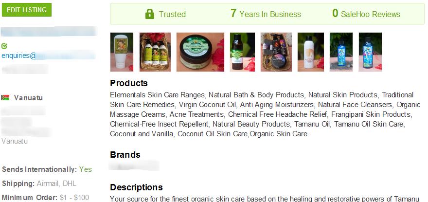Acne Cream wholesale supplier #4 - SaleHoo