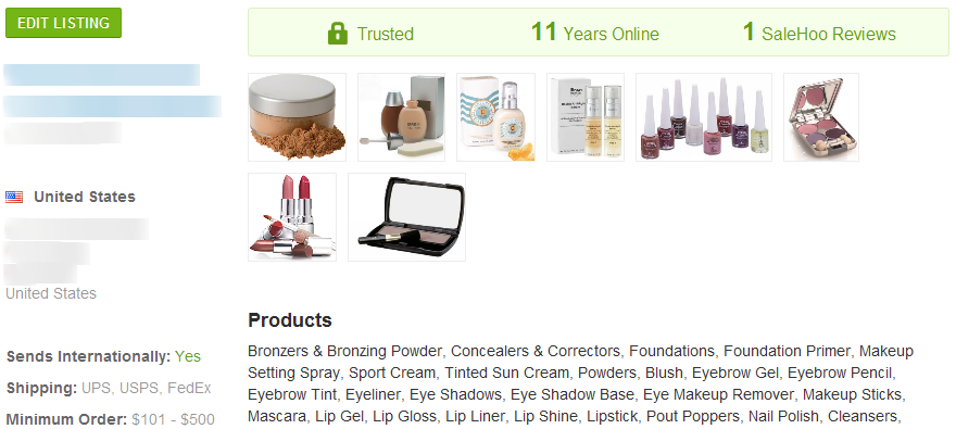 Anti-Aging Cream - SaleHoo Wholesale Supplier 1