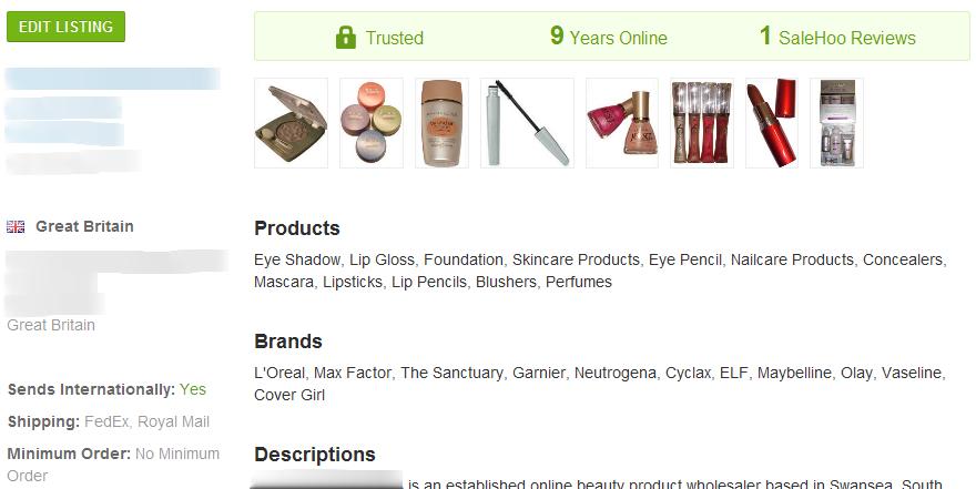 Anti-Aging Cream - SaleHoo Wholesale Supplier 2