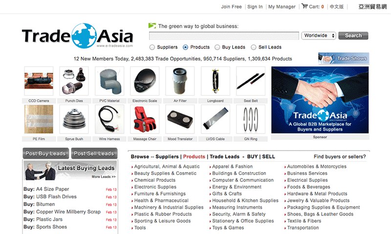 The Top 9 Places to Find Manufacturers in China | SaleHoo