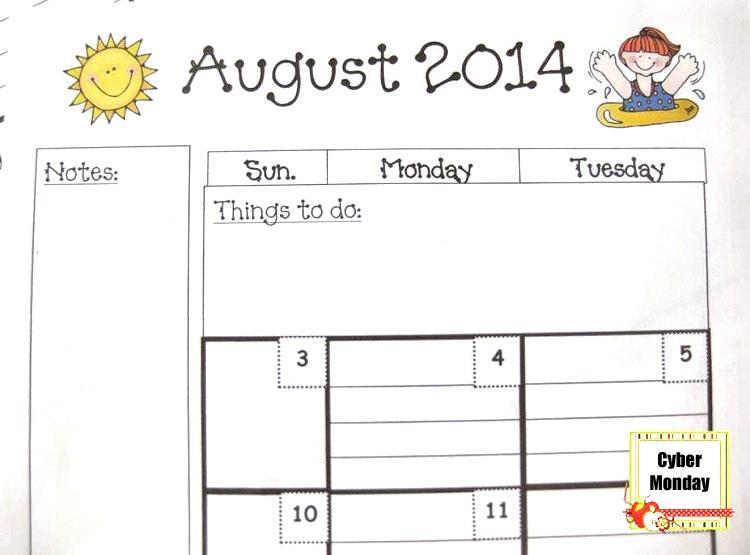 Image of calendar