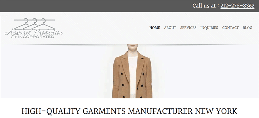 good clothing company good quality clothing manufacturers