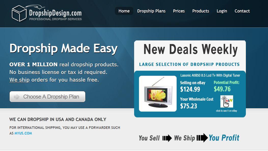 DropShipDesign.com