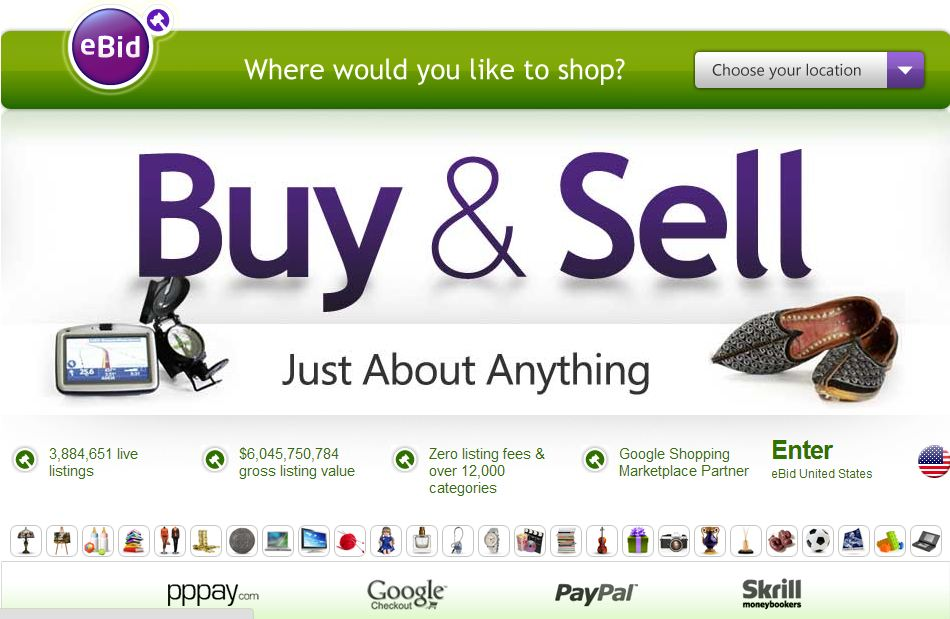 How good is eBid for selling? An in-depth look | SaleHoo