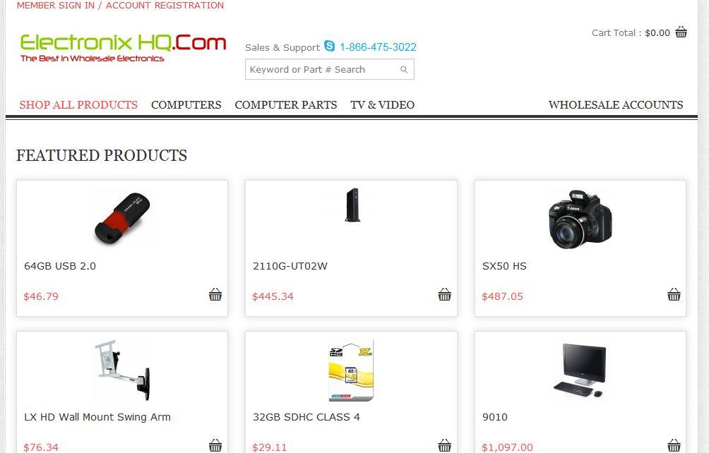 ElectronixHQ.com