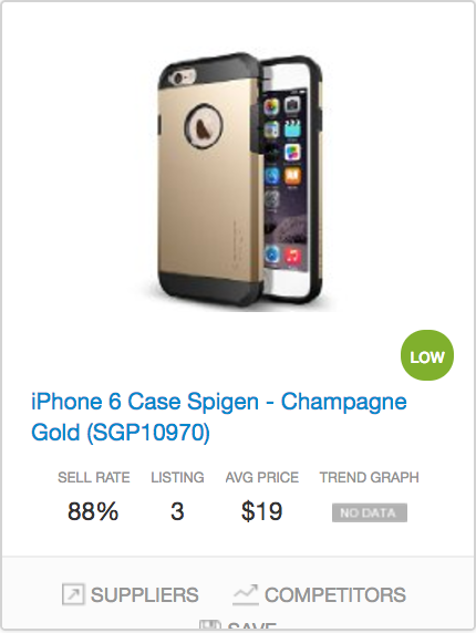 Success rate iPhone Case3