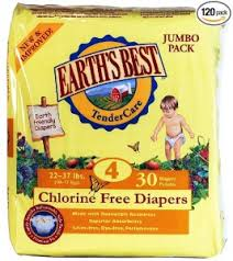 Disposable Diapers - Earth's Best