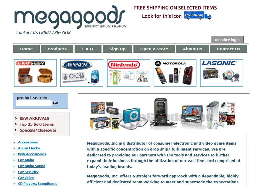 MegaGoods.com