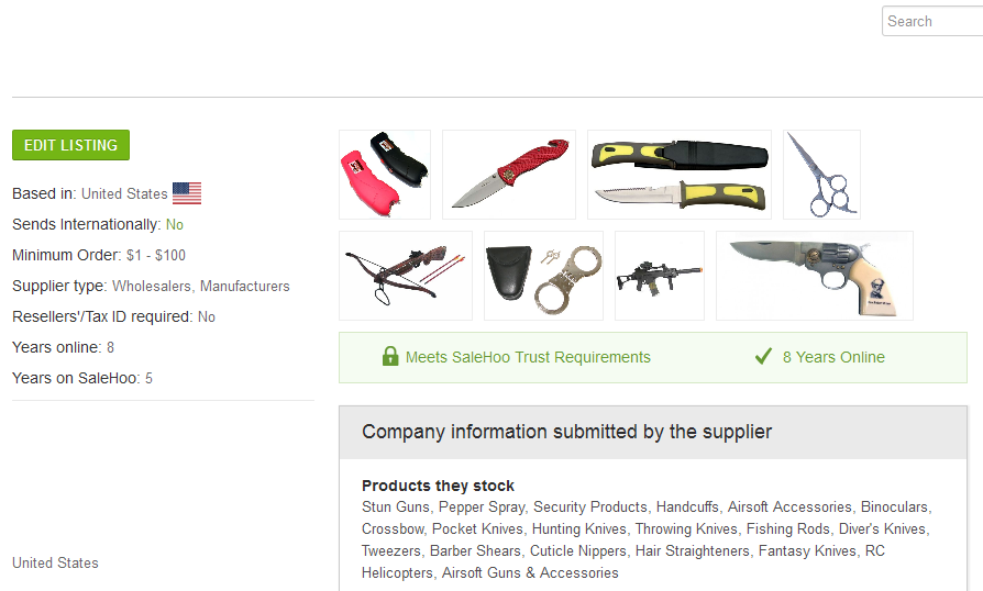 swiss army knives supplier 2