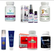 Weight Loss Supplement Supplier #3