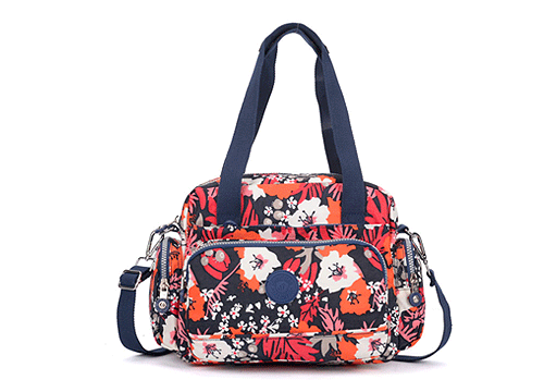 Lady Large Fl Holdall Cross Body Bag