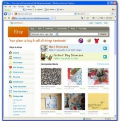 Itsy-Bitsy Etsy Grows Up Fast!