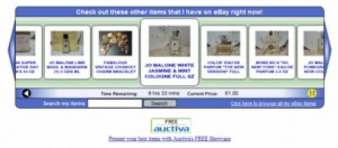 Why you should be using Auctiva's Scrolling Gallery