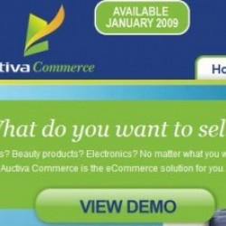 Auctiva Commerce Launches (sort of)
